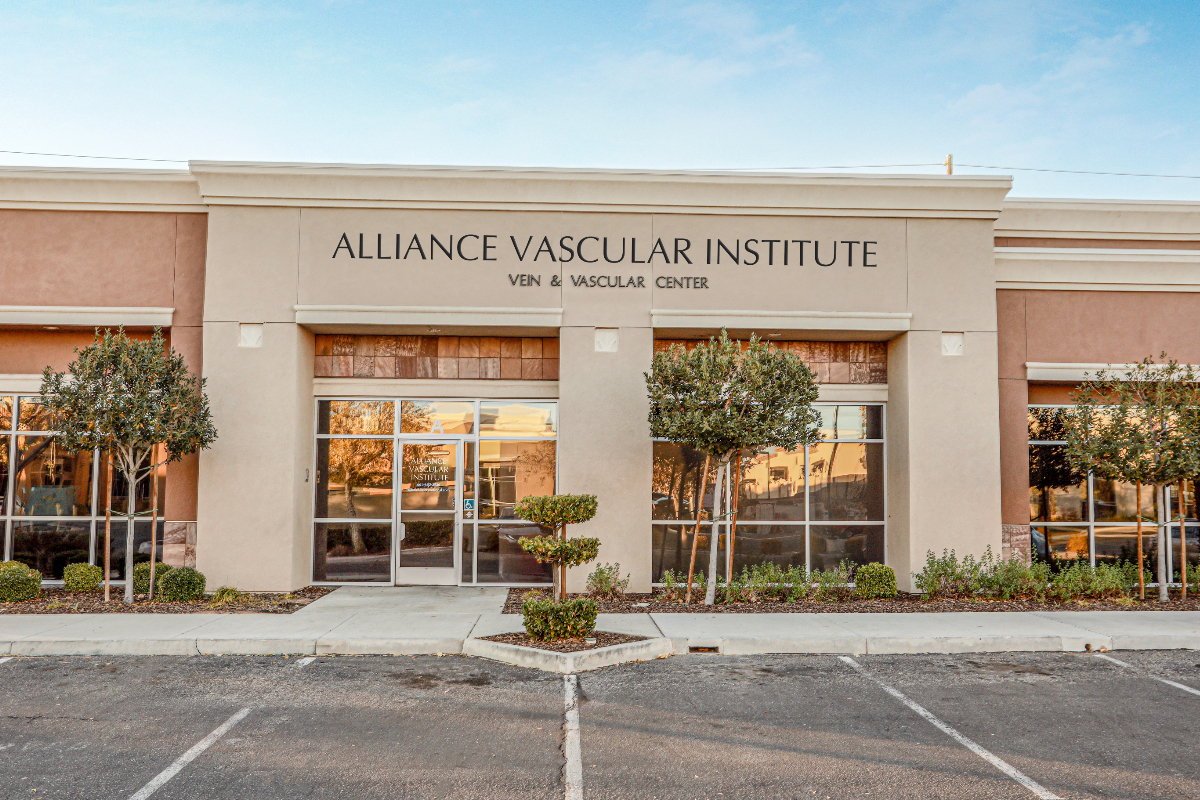 Alliance Vascular building